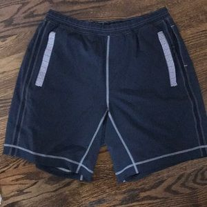 Lululemon Pace Breaker Shorts With Liner